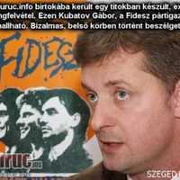 2010.04.07: Kubatov a titkos adatbázisról