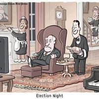 A választások éjszakája elé