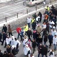 2012.02.11: Tüntetés a MALÉV-ért