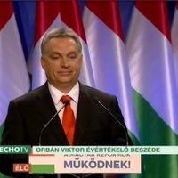2016.02.28: Orbán évértékelője a Várbazárban és a tüntetés ellene