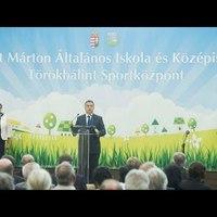 2013.09.02: Orbán Viktor megnyitotta a tanévet