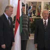 2010.08.05: Schmitt Pál a köztársasági elnök