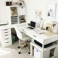 3 menő otthoni iroda, amit te is meg tudsz valósítani