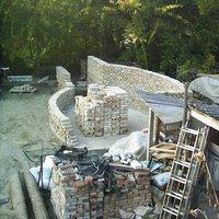 33 Kezdődik a melléképület… és egy kis tető ;)