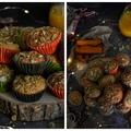 Nemcsak Halloweenra: Duplán tökös muffin