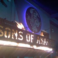 Sons of Anarchy - zsákban a harmadik évad