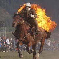 Nomád olimpia Belső-Ázsiában