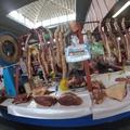 Robbantott állatkert a Tien San lábánál