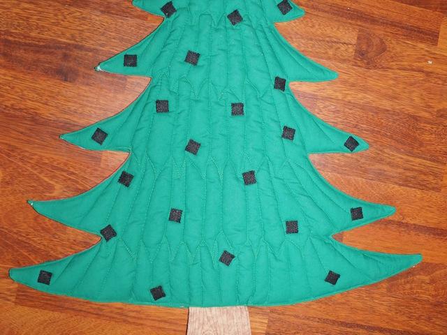 Na még egy karácsonyfa...