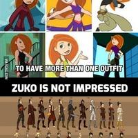 Zuko a divatdiktátor
