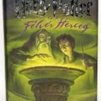 Harry Potter könyvek eladók