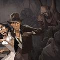 Ha az Indiana Jones-ból animáció készülne...