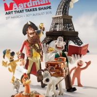 Aardman-kiállítás Párizsban