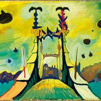 Kovásznai-kiállítás nyílt az Ybl Budai Kreatív Házban