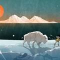 Aniklip: Animációs klip az északi fény születéséről