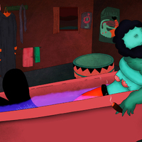 Animációk a szolnoki ATAFF versenyprogramjában