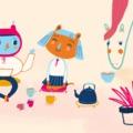 Kék lovak és küszködő fiatalság – Három magyar projekt a Cartoon Springboardon