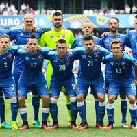 Történelmi szlovák gól, de a vége vereség
