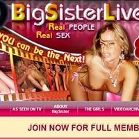 Milyen Livejasmin? Big Sister!