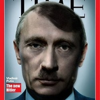 Putyin az új Hitler