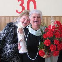 30 éves a Dózsakerti Nyugdíjas Klub