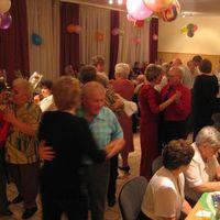 Erzsébet és Katalin bál volt a Dózsakerti Nyugdíjas Klubban