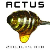 ACTUS a Dunán - 2011. november 4. Budapest, A38