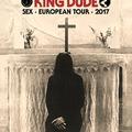 King Dude ismét Budapesten