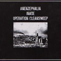 ANENZEPHALIA/INADE/OPERATION CLEANSWEEP CD (Teito Sound Company, 2006)
