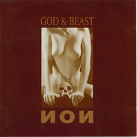 NON - God And Beast CD (Mute, 1997)