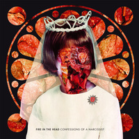 FIRE IN THE HEAD - Confessions Of A Narcissist CD (Cold Spring, 2010)