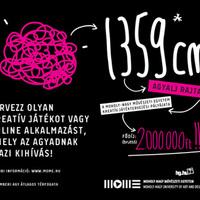 1359 cm³ Agyalj rajta! - nyilvános inspirációs workshop a MOME-n