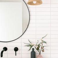 Így hozhatod ki a maximumot a kisméretű fürdőszobából!