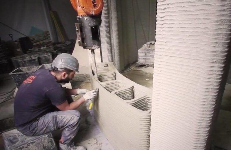 Nyomtassunk házat! A 3D technológia nagyban gondolkodik
