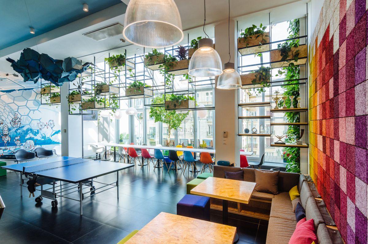Irodák a nagyvilágból: well-being egy WELL Buildingben