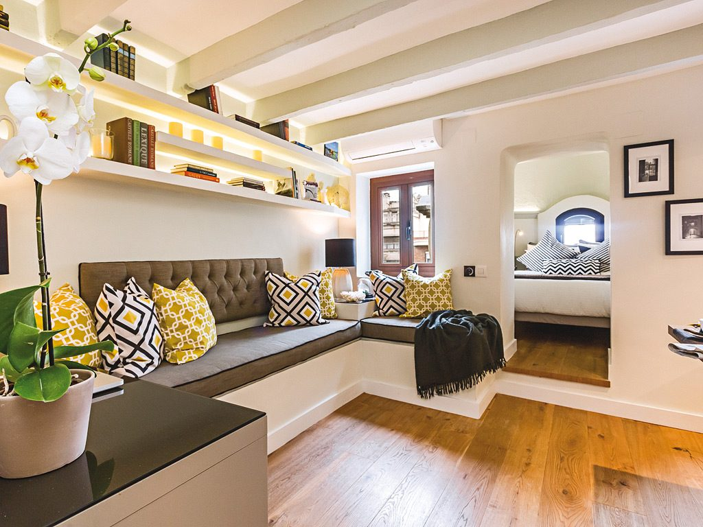 Tippek kis lakások felújításához