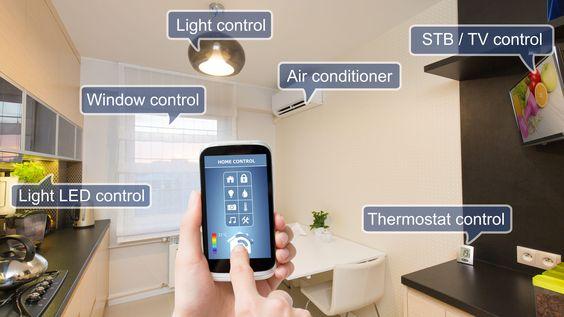 Az intelligens otthonok előnyeiről