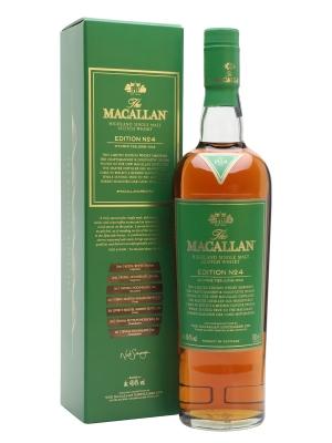 107. The Macallan Edition No.4