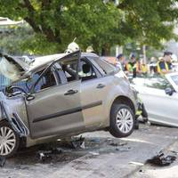 Dózsa György úti baleset - elsőbbségadás vs. gyorshajtás