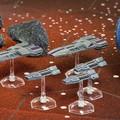 Csillagoknak égi útján - Firestorm Armada ismertető 2. rész - Modellek és flották