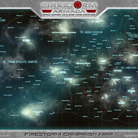 Csillagoknak égi útján - Firestorm Armada ismertető 1. rész - Háttértörténet
