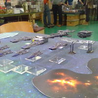Csillagoknak égi útján - a Games Day-en