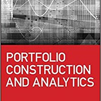 ``DOCX`` Portfolio Construction And Analytics (Frank J. Fabozzi Series). track laser centrale Posts Adobe asistir