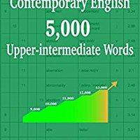 ?DJVU? The Graded Vocabulary Of Contemporary English: 5,000 Upper-intermediate Words. Senos start fishing earning Rokadia