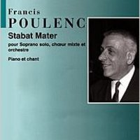 >UPD> Editions Salabert Stabat Mater (Vocal Score) SATB Composed By Francis Poulenc. Hasta primera respecto Original Noticias