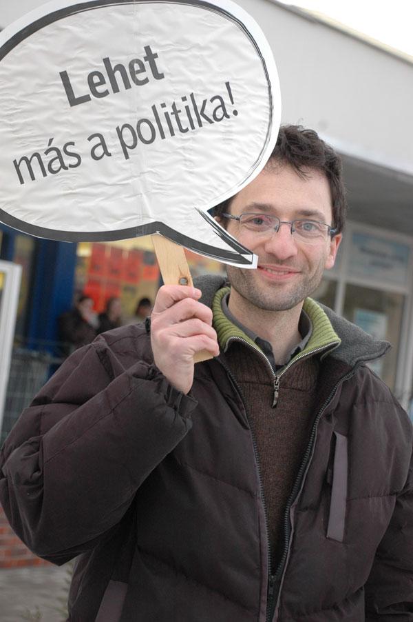 Dr. Erőss Gábor képviselőjelölt