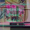 1 KIS BELGART - DRSTREETART: ELKÉPESZTŐ BRÜSSZELI KÉPREGÉNYFALAK (Impressive cartoon murals along the Comic Strip in Brussels)