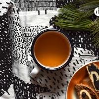 TEAIDŐ: TÉLI NAPOK MELEGE (Christmas tea by Bazsalikomos kert)