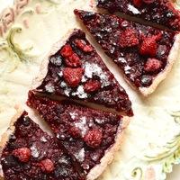 DRKONYHART: PITE MÁLNA SZOMJRA (Raspberry pie)