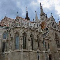 Koncert a Budavári Mátyás templomban (CONCERT IN MATTHIAS CHURCH)